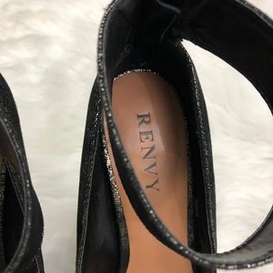 Renvy Shoes - Renvy • Ankle Strap Heels